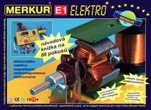 MERKUR - Merkur E1 Elektro - elektrina a magnetizmus