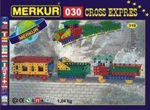 MERKUR - Stavebnica Cross expres M030
