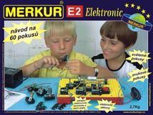 MERKUR - Stavebnica Elektronik E2