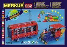 MERKUR - Stavebnica Železničné modely M032