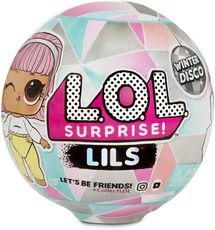MGA - L.O.L. SURPRISE Lils sestričky a zvieratká 55967