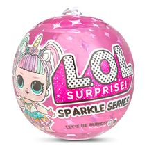 MGA - L.O.L. SURPRISE Sparkl séria 559658 - mix produktov