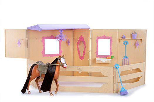 MGA - Moxie Girlz Stajňa s poníkom