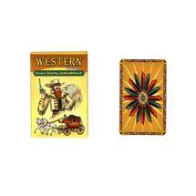 MIČÁNEK - Hracie karty Western