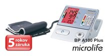 MICROLIFE - BP A100 Plus automatický tlakomer na rameno