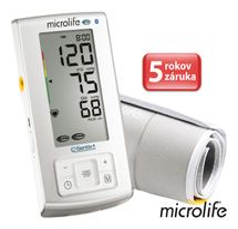 MICROLIFE - BP A6 BT Afib automatický tlakomer na rameno s Bluetooth®