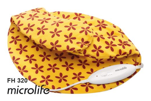 MICROLIFE - FH 320 vyhrievacia poduška na krk a ramená