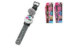 MIKRO - Monster High hudobné digitálne hodinky