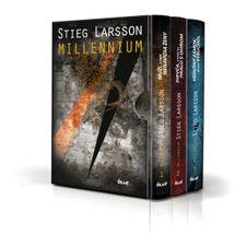 Millennium - Stieg Larsson