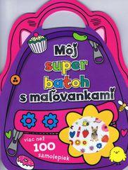 Môj super batoh s maľovankami - autor neuvedený