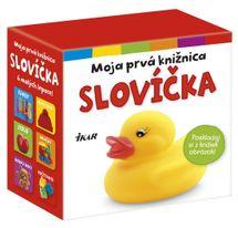 Moja prvá knižnica – Slovíčka - Kolektív