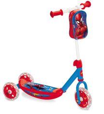 MONDO - 18273 Spiderman trojkolesová kolobežka