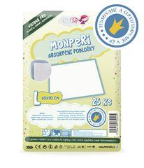 MONPERI - absorbčné podložky 60x90cm, veľkosť L