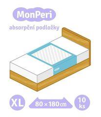 MONPERI - absorpčné podložky 80x180 cm podložky XL