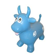 MONZA - Zvieratko skákacie Monza - kravička Gabi