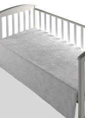 MORA - TACATA deka, D 207,  80x110,  biela
