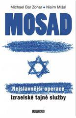 Mosad: Nejslavnější operace - Zohar Michael, Mišal Nisim Bar