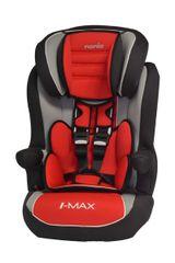 NANIA - Autosedačka I-MAX lux Isofix 9-36 kg AgoraCarmin