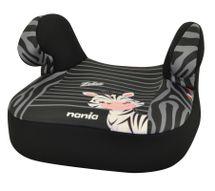 NANIA - Autosedačka - podsedák Dream+ Zebre 15-36 kg