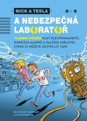 "Nick a Tesla a nebezpečná laboratoř - Pflugfelder \""Science Bob"