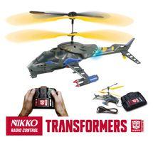 NIKKO - Transformers Helicopter na dialkové ovládanie