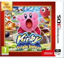 NINTENDO - 3DS Kirby Triple Deluxe Select