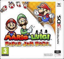 NINTENDO - 3DS Mario & Luigi: Paper Jam Bros