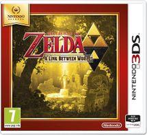 NINTENDO - 3DS The Legend of Zelda: A Link Between W. Select