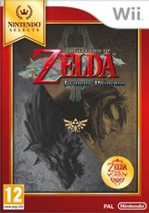 NINTENDO - Wii The Legend of Zelda: Twilight Princess Select