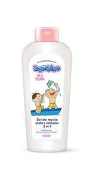 NIVEA - Nivea Detský umývací gél Bambino na telo i vlásky - Bolek a Lolek