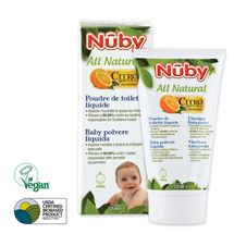 NUBY - Púder tekutý detský All Natural 125 ml