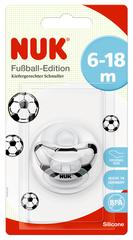 NUK - Cumlík Classic Football,SI,V2 (6-18m.)