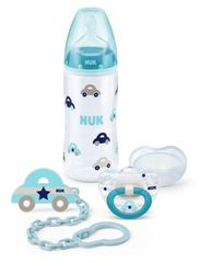 NUK - First choice Collection Set Blue