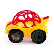 OBALL - Hračka autíčko OBALL, 0m+ červená