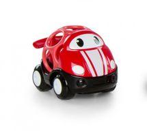 OBALL - Hračka autíčko pretekárske Jack Oball Go Grippers™ červená 18m+