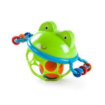 OBALL - Hračka žabka Oball Jingle&Shake Pal 0m+