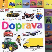 Obrázková kniha - Doprava