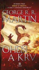 Oheň a krv - Martin George