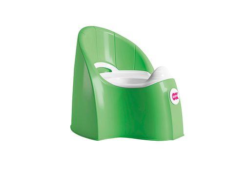 OK BABY - Nočník PASHA - zelený (44)