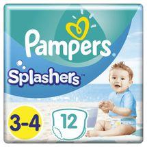 PAMPERS - Plienky do vody Splashers 6-11kg 12ks