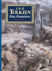 Pán Prsteňov. Kompletné vydanie s ilustráciami Alana Leeho - J. R. R. Tolkien