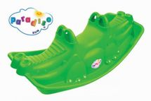 PARADISO - Hojdačka záhradná krokodýl Paradiso