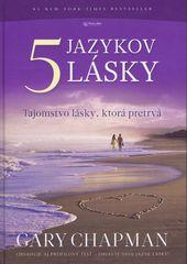 Päť jazykov lásky - 2. vydanie - Chapman Gary