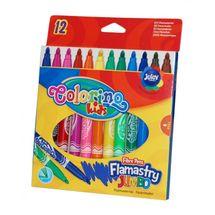 PATIO - Colorino fixky Jumbo 12 farieb