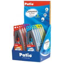 PATIO - Školské kružítko Patio 65078
