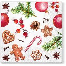 PAW - Aromatické papierové servítky Homemade Sweets