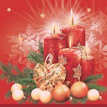 PAW - Papierové vianočné servítky SDGW 003202