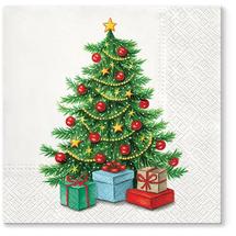 PAW - Papierové vianočné servítky Underneath the Tree