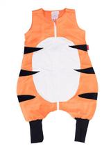 PENGUINBAG - Detský spací vak Tiger, veľkosť L (87-110 cm), 2,5 tog