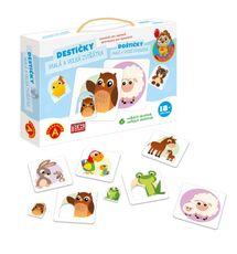 PEXI - Hra poznávacia zvieratká